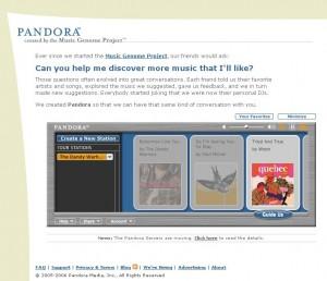 Pandora.com