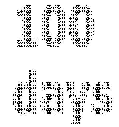 100daysascii