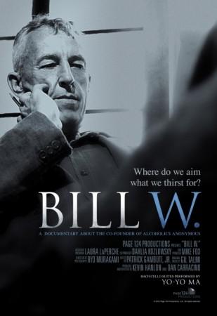 Bill W movie poster