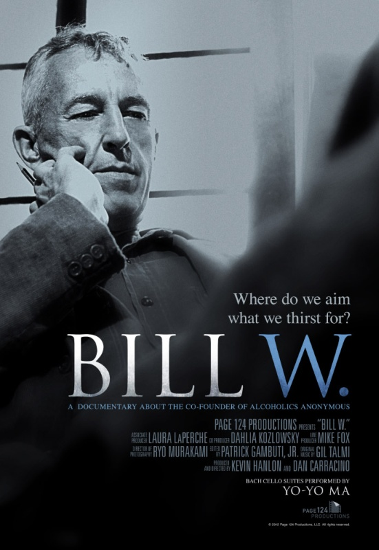 Bill W movie poster